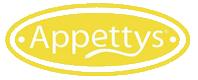 Appettys Logo